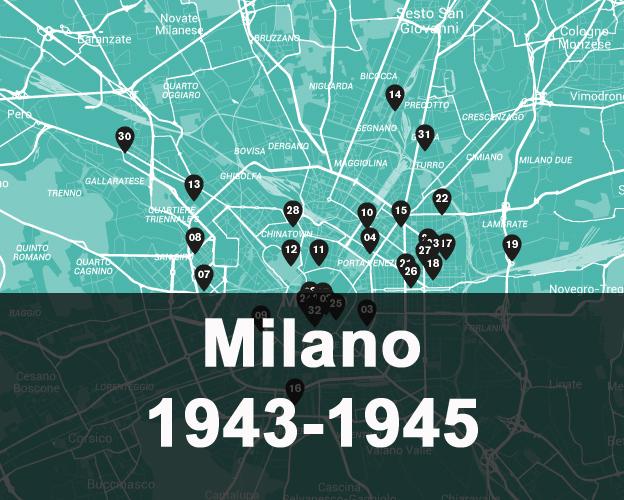 Milano 1938-1945